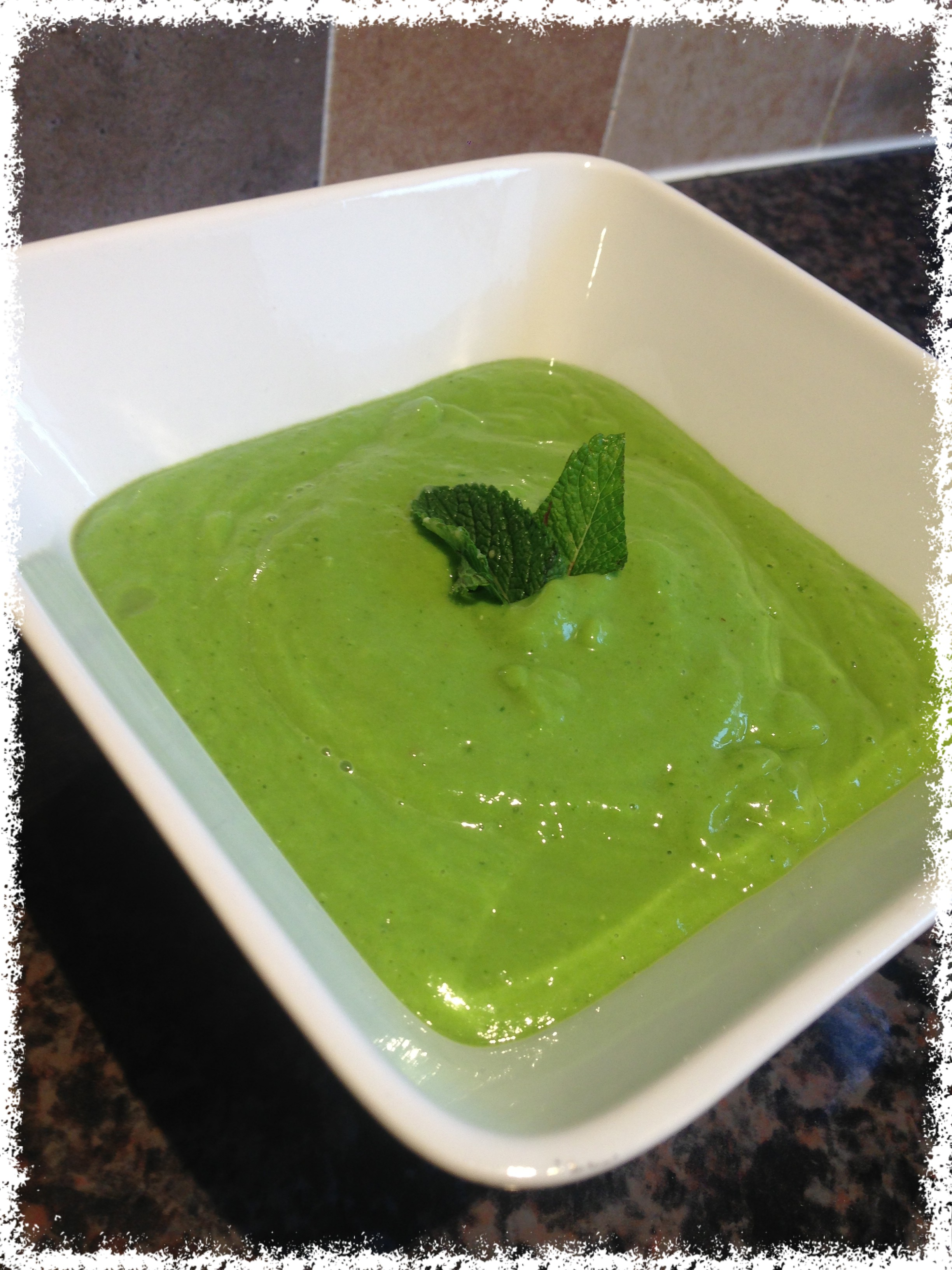 raw soup, avocado soup recipes, spinach and pea, healthy soup,