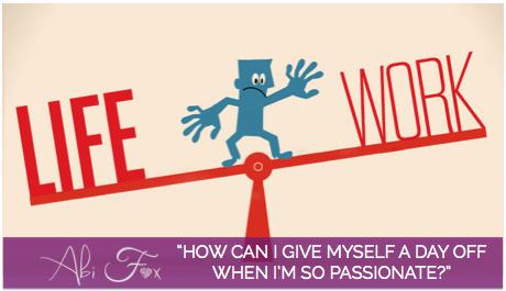 Finding A Work Life Balance,