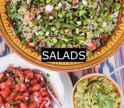 Quinoa salad, vegan, vegetarian recipes, food alchemist ibiza,