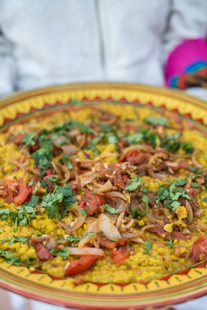 food alchemist ibiza, abi fox, dhal, tarka dhal, indian cooking,
