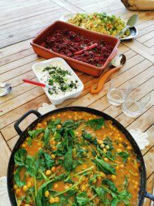 Chana masala, Chickpea curry, Abi fox, food alchemist ibiza, retreat chef ibiza,