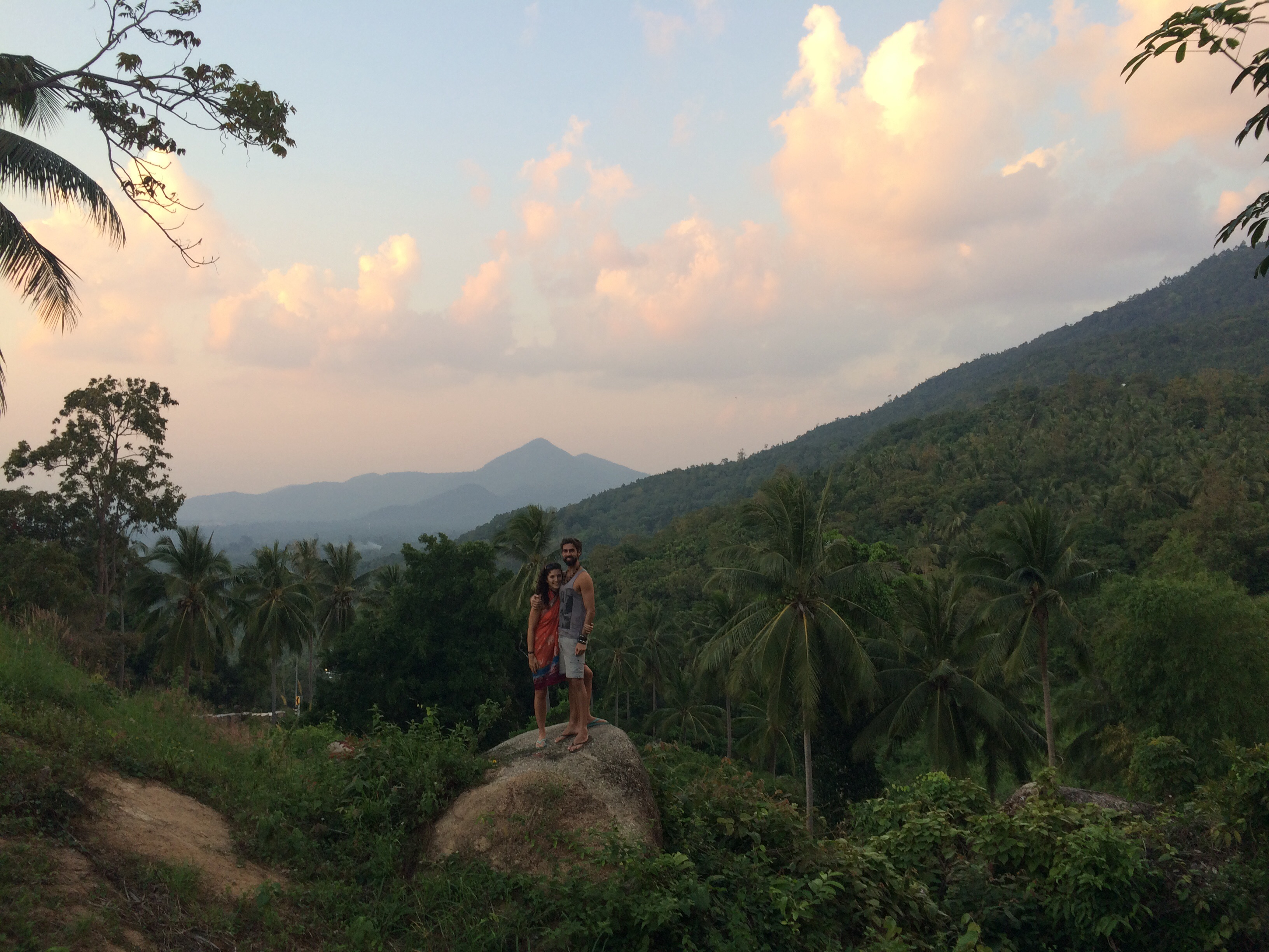 Thailand, asian adventure, Koh phangan, nature, how nature improves your well-being, relaxation, clarity, happiness, nature relax