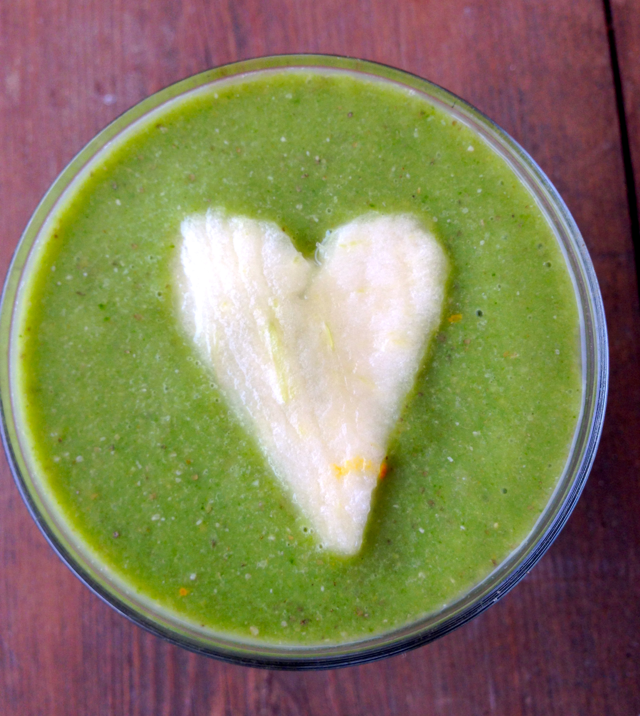 Special Green One, Smoothie, Energy Booster, Protein, Gluten Free, Dairy Free, Love