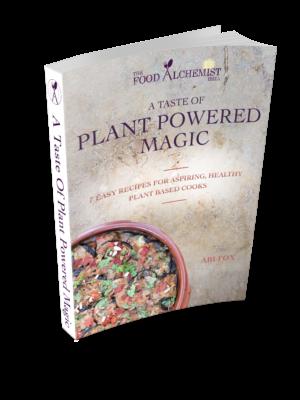 A Taste of Plant Powered Magic